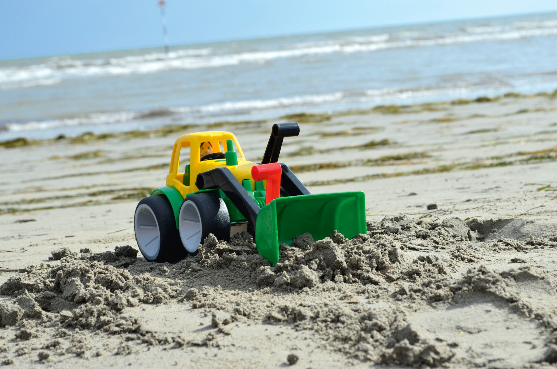 gowi  traktor mit schaufel