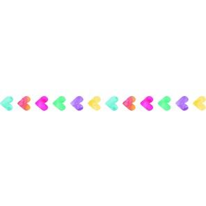 Washi Sticker - Herzen