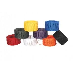 Papierschnur - Gelb Ø 2mm