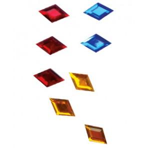 Edelsteine - Rhombus - Set 48