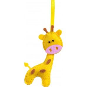 Filz Nähset - Giraffe