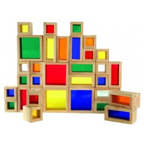 Fensterbausteine - Set 32