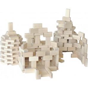 Fröbel Holzbausteine - Set 26