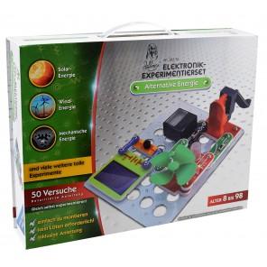 Elektronik Experimentierset - Alternative Energien