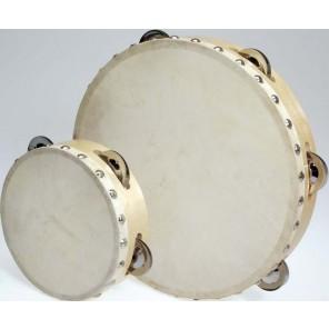 Schellen - Tambourine - Ø 15cm