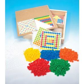 Farbknopfspiel