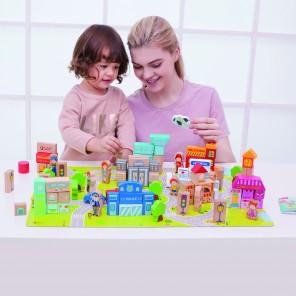 City Building Blocks