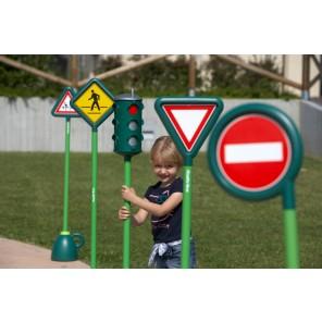 Verkehrszeichen - Set 6