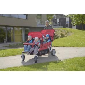 Krippenwagen - 6-Sitzer