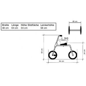Dreirad - Classic