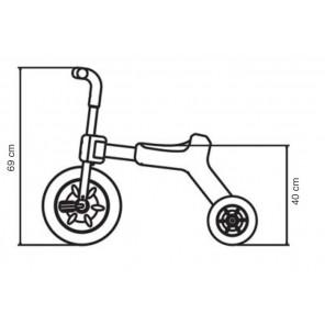 BluAlu - Dreirad Maxi