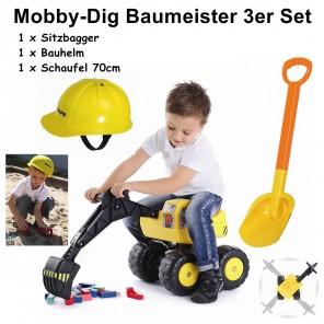 Mobby-Dig Baumeister - Set 3