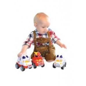 GOWI - Einsatzfahrzeuge - Baby Sized - Set 3