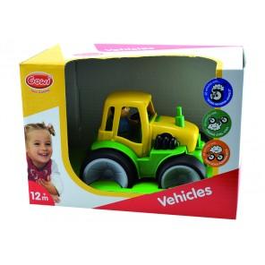 GOWI - Traktor ohne Schaufel