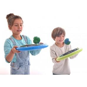 Aktiv Hand-Trampolin Spiel