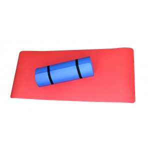 Gymnastikmatte - Rot