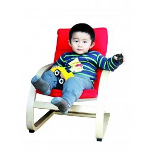 Kinderstuhl Relaxi - Rot